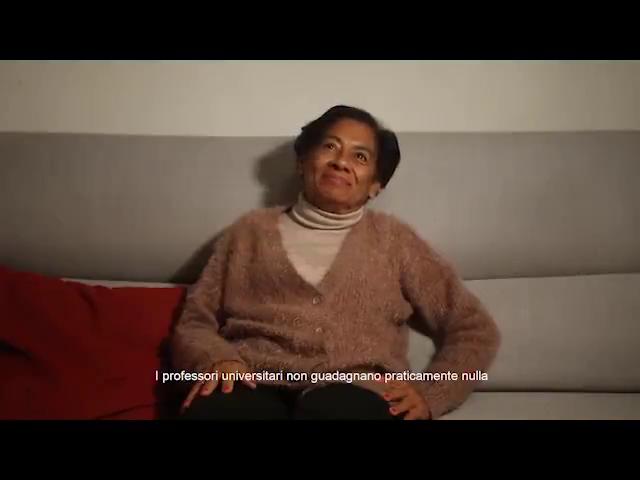 Exiliados: Carmen e sua madre